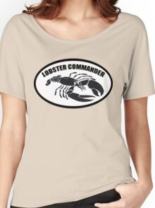 Lobster Commander Women's Relaxed Fit T-Shirt