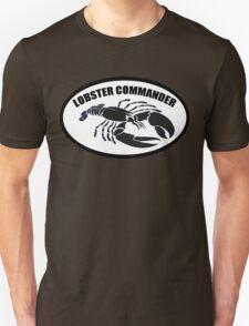 Lobster Commander T-Shirt