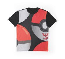 Pokemon Go 3D Unique Design (Mystic) Graphic T-Shirt