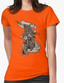 Winya No. 91 Womens Fitted T-Shirt