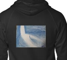 The Brave Zipped Hoodie