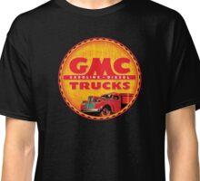 GMC vintage trucks USA Gasoline ~ Diesel Classic T-Shirt