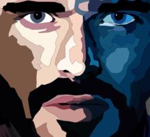 Game of Thrones - Rob Stark WPAP Sticker