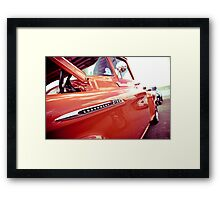 Chevrolet 3100 Framed Print