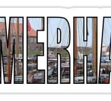 Bremerhaven Sticker