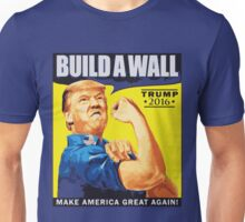 donald trump T-shirt - build a wall  Unisex T-Shirt