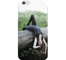 Ardwinna laughing iPhone Case/Skin