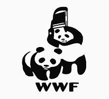 WWE pandas Unisex T-Shirt