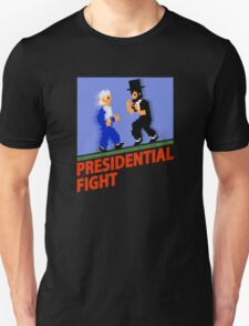 Presidential Fight! - Retro Nintendo T-Shirt