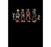 Jak and Daxter Saga - Full Colour Photographic Print