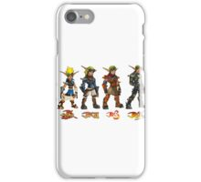 Jak and Daxter Saga - Full Colour iPhone Case/Skin