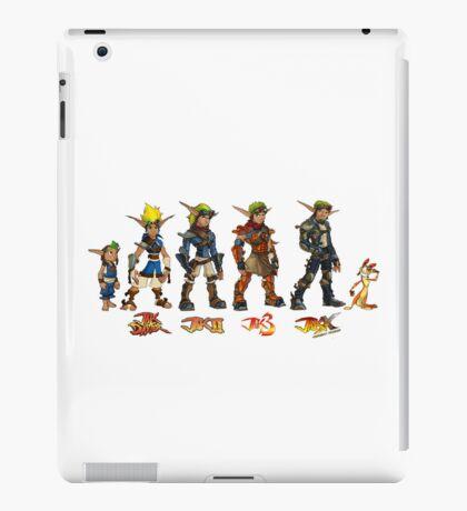 Jak and Daxter Saga - Full Colour iPad Case/Skin