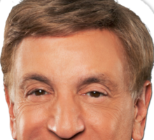 "Marv Albert ""Yes!"" Sticker"