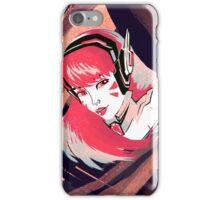 D.Va iPhone Case/Skin