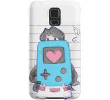 Retro Love Samsung Galaxy Case/Skin