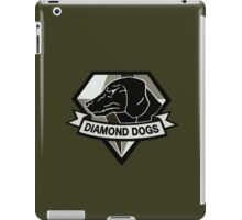 Metal Gear Solid V - Diamond Dogs (Monchromatic) iPad Case/Skin