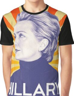 Hillary Clinton T-shirt 2016  Graphic T-Shirt