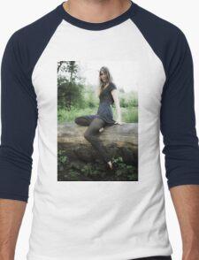 Ardwinna takes over Men's Baseball ¾ T-Shirt