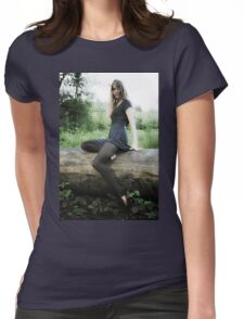 Ardwinna takes over Womens Fitted T-Shirt