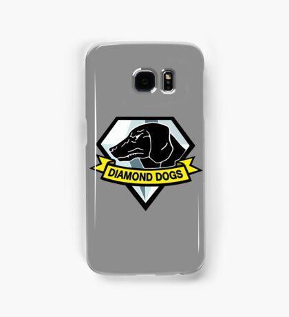 Metal Gear Solid V - Diamond Dogs Samsung Galaxy Case/Skin