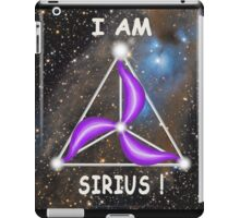 Sirius Symbology - I am Sirius! iPad Case/Skin