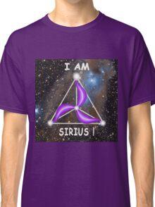 Sirius Symbology - I am Sirius! Classic T-Shirt