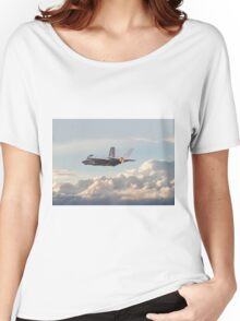 F35 - Into the Future Women's Relaxed Fit T-Shirt