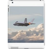 F35 - Into the Future iPad Case/Skin