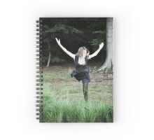 Ardwinna flying Spiral Notebook