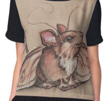 The ever elusive MothMouse Chiffon Top