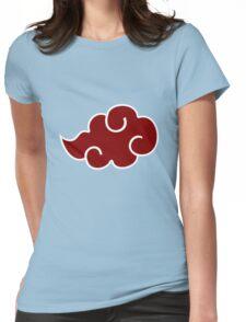 itachi ninja cloud symbon t-shirt  Womens Fitted T-Shirt