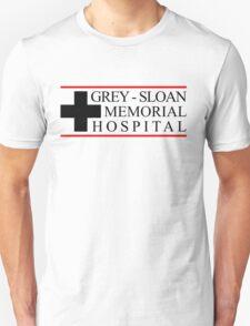 Clothes Grey Sloan Memorial Hospital Unisex T-Shirt