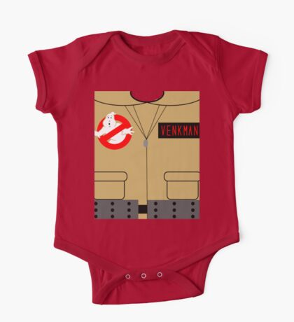 Bustin' Makes Me Feel Good - VENKMAN One Piece - Short Sleeve