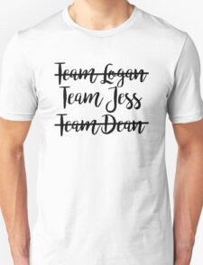 Gilmore Girls - Team Jess Unisex T-Shirt