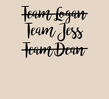 Gilmore Girls - Team Jess Womens Fitted T-Shirt