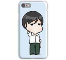 Tanaka-kun is always listless iPhone Case/Skin