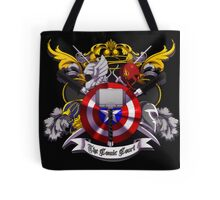 The Comic Court Crest Tote Bag