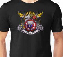 The Comic Court Crest Unisex T-Shirt