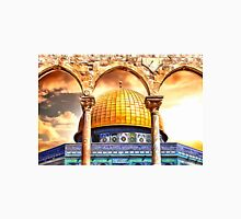 Dome of the Rock Arches Unisex T-Shirt