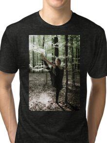 Ardwinna and the tree Tri-blend T-Shirt
