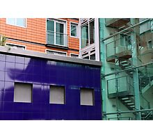 London Modernism Photographic Print