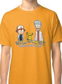 Rick and Morty - Gazorpazorpmon Classic T-Shirt