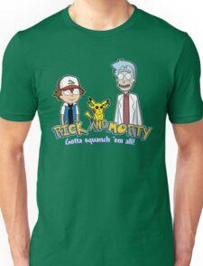 Rick and Morty - Gazorpazorpmon Unisex T-Shirt