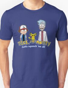 Rick and Morty - Gazorpazorpmon Unisex T-Shirt