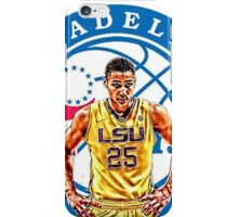 ben simmsons iPhone Case/Skin