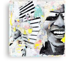 All Smilez Canvas Print
