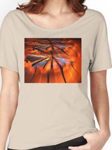 Orange Sunshine Women's Relaxed Fit T-Shirt