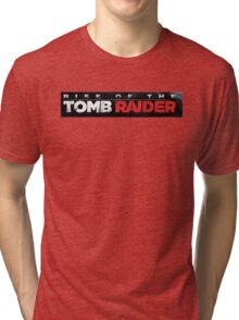 Rise of the Tomb Raider Tri-blend T-Shirt