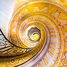 Spiral Staircase by J. Day