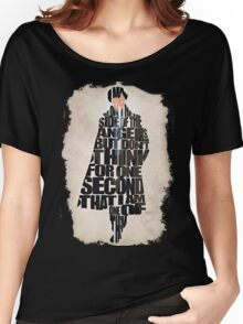 sherlock holmes Women's Relaxed Fit T-Shirt